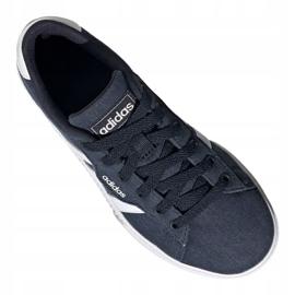 Buty adidas Daily 3.0 Jr FX7268 czarne granatowe 1