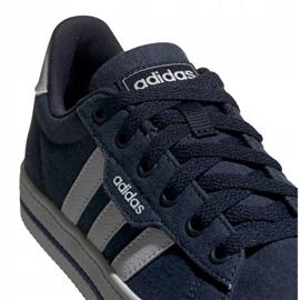 Buty adidas Daily 3.0 Jr FX7268 czarne granatowe 2