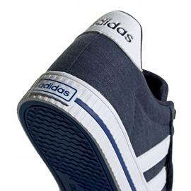 Buty adidas Daily 3.0 Jr FX7268 czarne granatowe 3