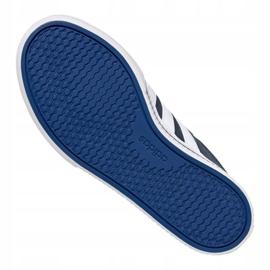 Buty adidas Daily 3.0 Jr FX7268 czarne granatowe 4