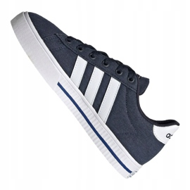 Buty adidas Daily 3.0 Jr FX7268 czarne granatowe 5