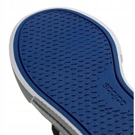 Buty adidas Daily 3.0 Jr FX7268 czarne granatowe 6