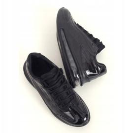 Buty sportowe czarne TL511 Black 1