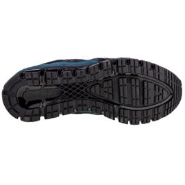 Buty Asics Gel-Kayano 5 360 M 1021A160-002 czarne niebieskie 3