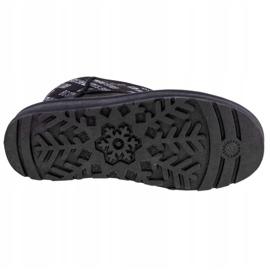 Buty Big Star Booties W GG274556 białe czarne 3