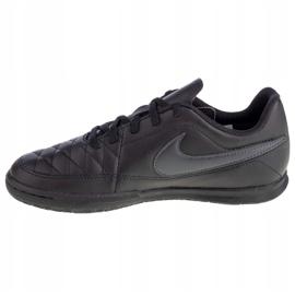 Buty Nike Majestry Ic Jr AQ7895-001 białe czarne 1