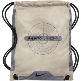Buty piłkarskie Nike Phantom Venom Elite Fg AO7540 005 białe beżowy 7