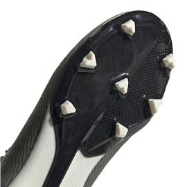 Buty piłkarskie adidas X 19.3 Fg Junior zielone EF8374 szare 5