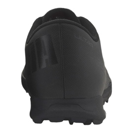Buty piłkarskie Puma Ultra 4.1 Tt M 106095-02 czarne czarne 4