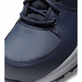 Buty Nike Manoa Ltr Jr BQ5372-400 czarne granatowe 1