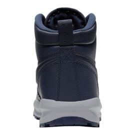 Buty Nike Manoa Ltr Jr BQ5372-400 czarne granatowe 2