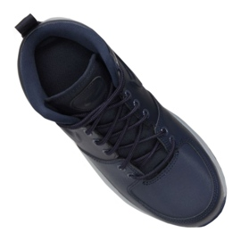 Buty Nike Manoa Ltr Jr BQ5372-400 czarne granatowe 3
