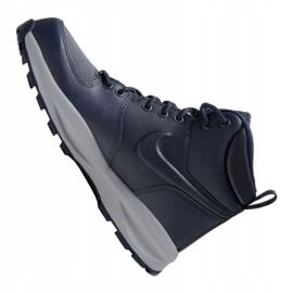 Buty Nike Manoa Ltr Jr BQ5372-400 czarne granatowe 5