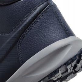 Buty Nike Manoa Ltr Jr BQ5372-400 czarne granatowe 6