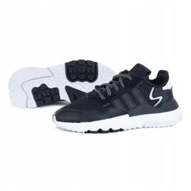 Buty adidas Nite Jogger Jr EE6481 czarne 1
