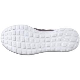 Buty damskie adidas Lite Racer Cln fioletowe EG3147 szare 6