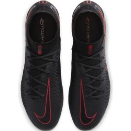 Buty piłkarskie Nike Phantom Gt Elite Df Fg CW6589 060 czarne czarne 2