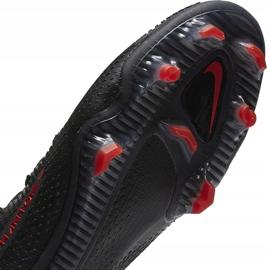 Buty piłkarskie Nike Phantom Gt Elite Df Fg CW6589 060 czarne czarne 8