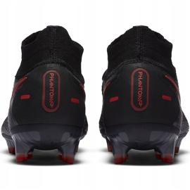 Buty piłkarskie Nike Phantom Gt Elite Df Fg CW6589 060 czarne czarne 5