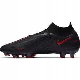 Buty piłkarskie Nike Phantom Gt Elite Df Fg CW6589 060 czarne czarne 3