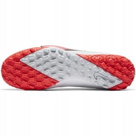 Buty piłkarskie Nike Mercurial Superfly 7 Academy Tf AT7978 163 białe białe 2