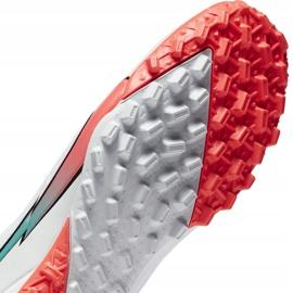 Buty piłkarskie Nike Mercurial Superfly 7 Academy Tf AT7978 163 białe białe 8