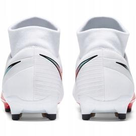 Buty piłkarskie Nike Mercurial Superfly 7 Academy FG/MG AT7946 163 białe białe 4