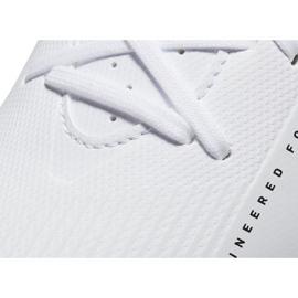 Buty piłkarskie Nike Mercurial Vapor 13 Academy FG/MG AT5269 163 białe białe 6