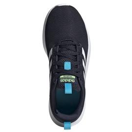 Buty dla dzieci adidas Lite Racer Cln K granatowe FV9608 1