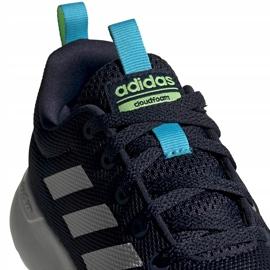 Buty dla dzieci adidas Lite Racer Cln K granatowe FV9608 2