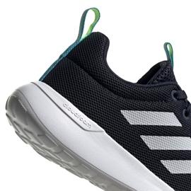 Buty dla dzieci adidas Lite Racer Cln K granatowe FV9608 3