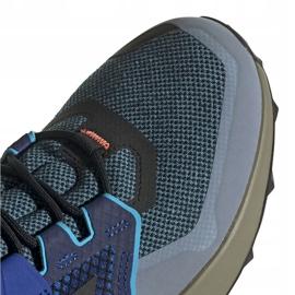 Buty męskie adidas Terrex Trailmaker niebieskie FU7236 1