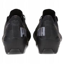 Buty piłkarskie Puma Ultra 1.1 Fg Ag 106044 02 czarne czarne 4