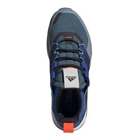 Buty męskie adidas Terrex Trailmaker niebieskie FU7236 2