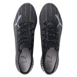 Buty piłkarskie Puma Ultra 1.1 Fg Ag 106044 02 czarne czarne 1