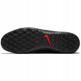 Buty piłkarskie Nike Tiempo Legend 8 Club Tf AT6109 060 czarne czarne 8