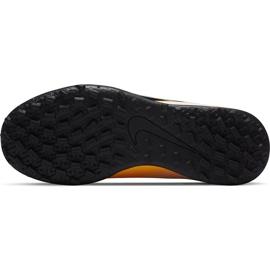 Buty piłkarskie Nike Mercurial Superfly 7 Club Tf Junior AT8156 801 żółte pomarańczowe 6