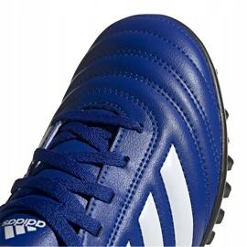 Buty piłkarskie adidas Copa 20.4 Tf EH0931 niebieskie niebieskie 2