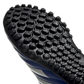 Buty piłkarskie adidas Copa 20.4 Tf EH0931 niebieskie niebieskie 4