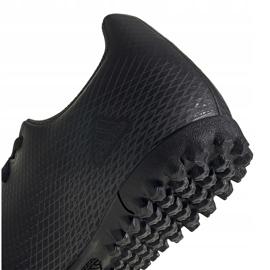 Buty piłkarskie adidas X GHOSTED.4 Tf EG8236 czarne czarne 4