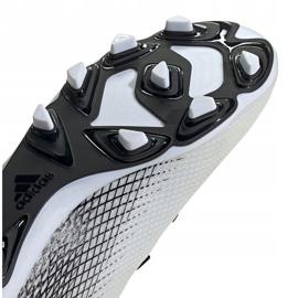 Buty piłkarskie adidas X GHOSTED.4 FxG FW6783 białe białe 5