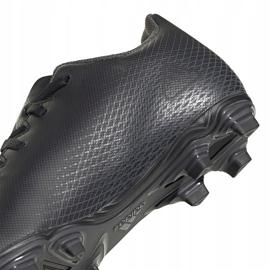 Buty piłkarskie adidas X GHOSTED.4 FxG Junior FW3546 czarne czarne 4