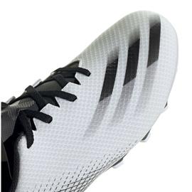 Buty piłkarskie adidas X GHOSTED.4 FxG FW6783 białe białe 3