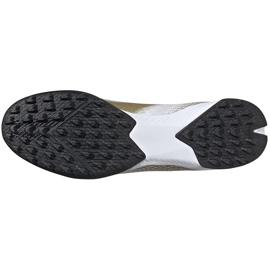 Buty piłkarskie adidas X GHOSTED.3 Tf EG8199 białe białe 5