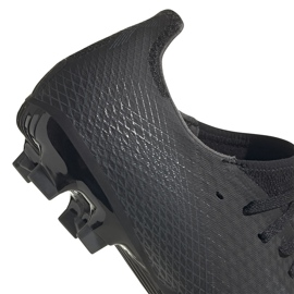 Buty piłkarskie adidas X GHOSTED.3 Fg EH2833 czarne czarne 4