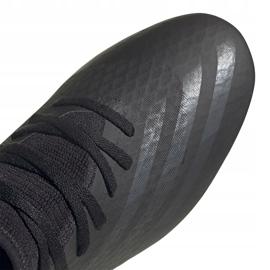 Buty piłkarskie adidas X GHOSTED.3 Fg EH2833 czarne czarne 3