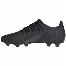 Buty piłkarskie adidas X GHOSTED.3 Fg EH2833 czarne czarne 2