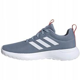 Buty dla dzieci adidas Lite Racer Cln K szare FV9607 2