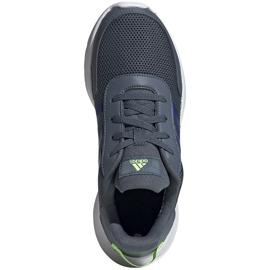 Buty dla dzieci adidas Tensaur Run K szare FV9444 1