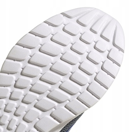 Buty dla dzieci adidas Tensaur Run K szare FV9444 5